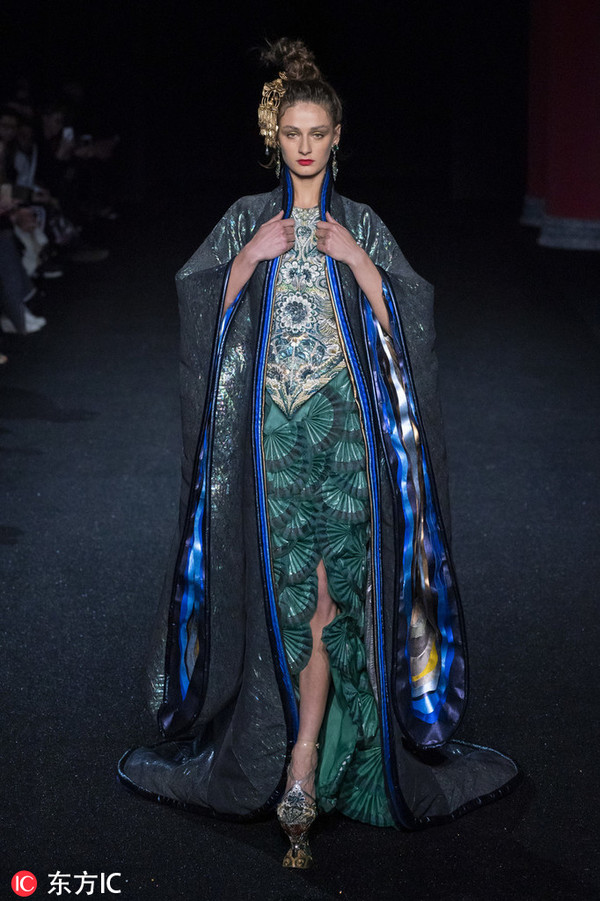 Guo Pei 2019春夏高定Collection