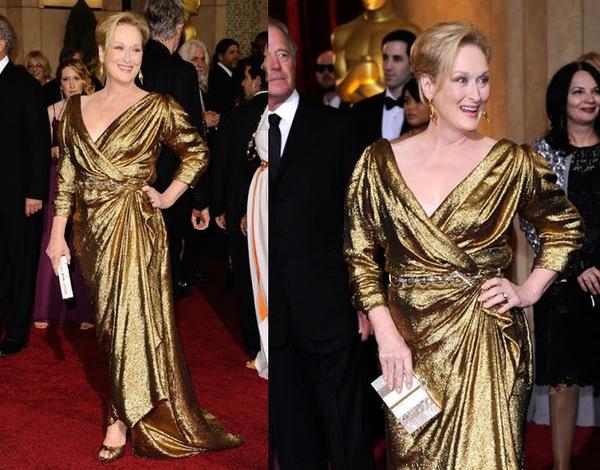 梅姨Meryl Streep