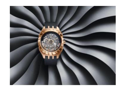 北京SKP即将独家呈现斯沃琪FLYMAGIC系列限量款腕表(图片来源于品牌)