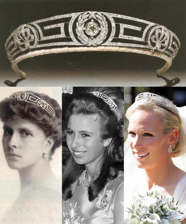 希腊漫步之安德烈阿斯亲王妃王冠