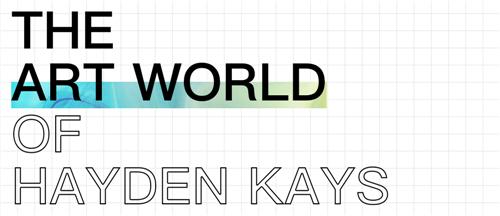 """英国当红艺术家HaydenKays把""""珍贵瞬间""""画进双眸"""
