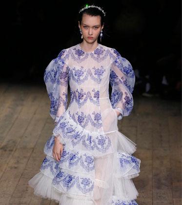 2020春夏伦敦时装周 Simone Rocha 秀