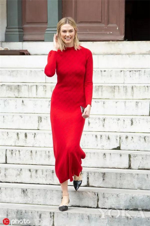Karlie Kloss(图片来源于IC)