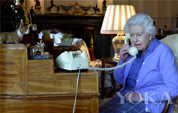 英國女王(圖片來源于Time)