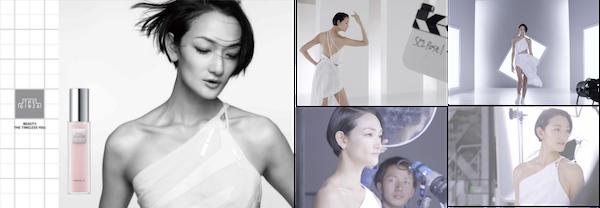 超模・演员富永爱 出任 THE GINZA品牌代言人