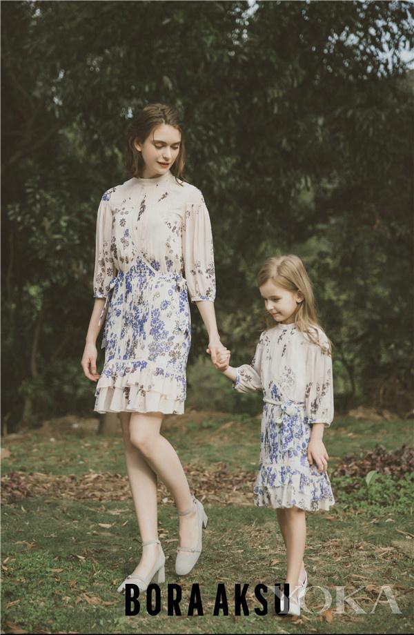 单品推荐:BORA AKSU童装系列(图片来源于品牌)