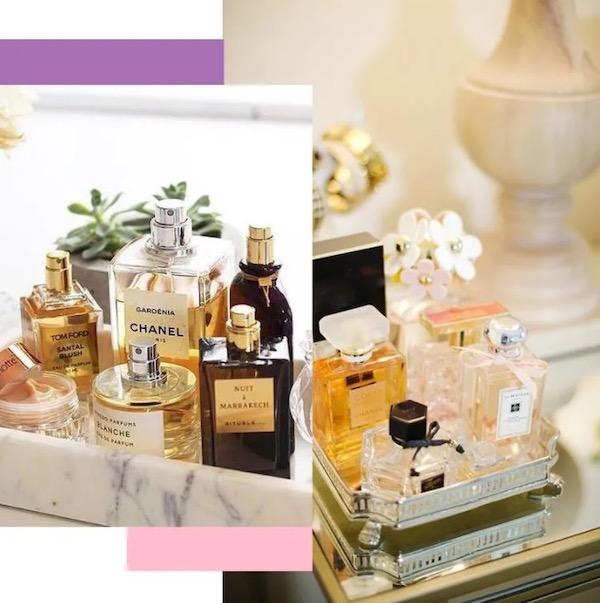 闲置的香水要拧紧收好图片源自en.paperblog. com