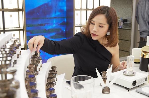 冰希黎首家线下香水旗舰店,入驻上海兴业太古汇