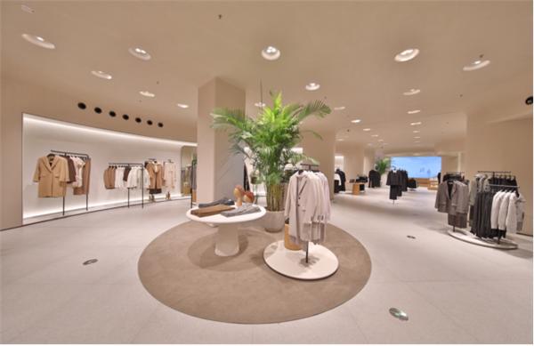 Zara亚洲最大门店于北京盛大开业(图片来源于品牌)
