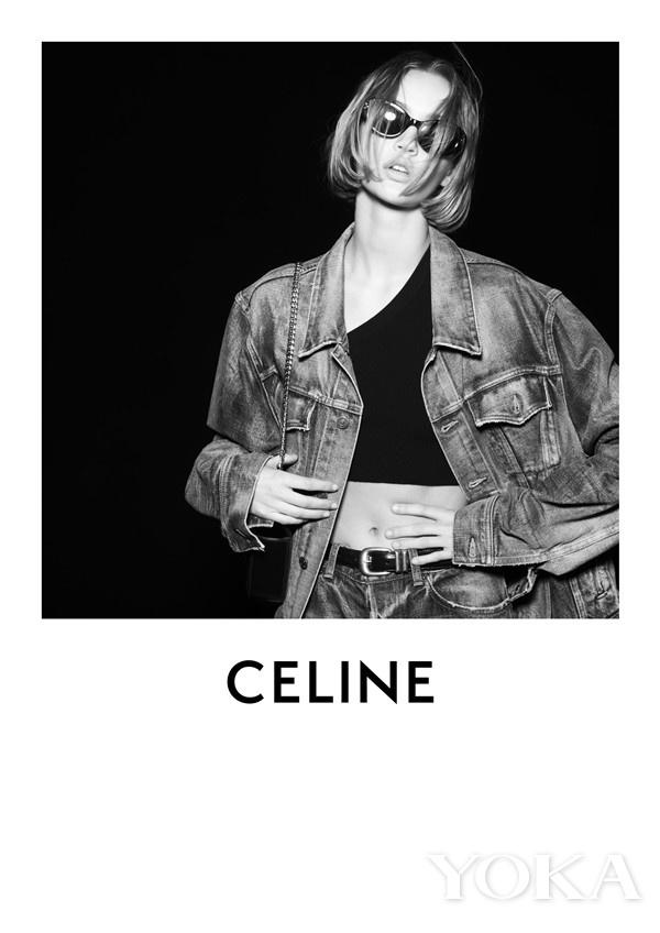 CELINE 2021秋冬女装系列(图片来源于品牌)