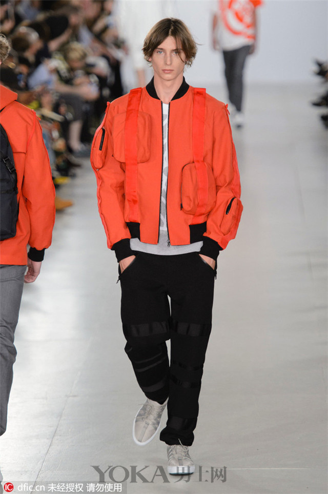 男装秀9个品牌36套服装 是你看得懂穿得上的时尚