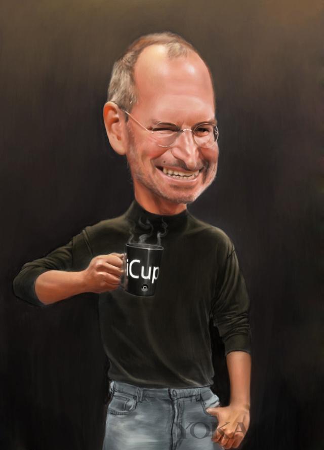买什么iphone7 先学井柏然穿好乔布斯的黑色毛衫