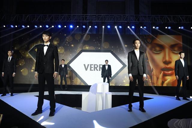 2016上海国际模特大赛总决赛颁奖礼落下帷幕