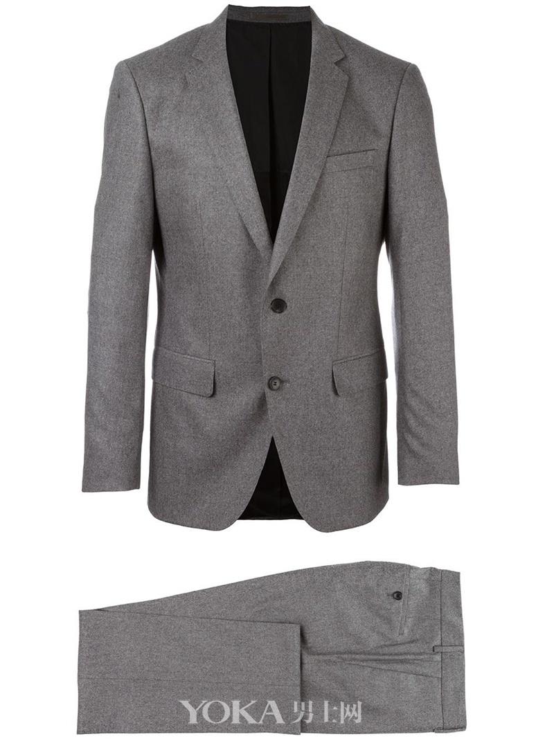 BOSS HUGO BOSS 西装套装, $523.26。