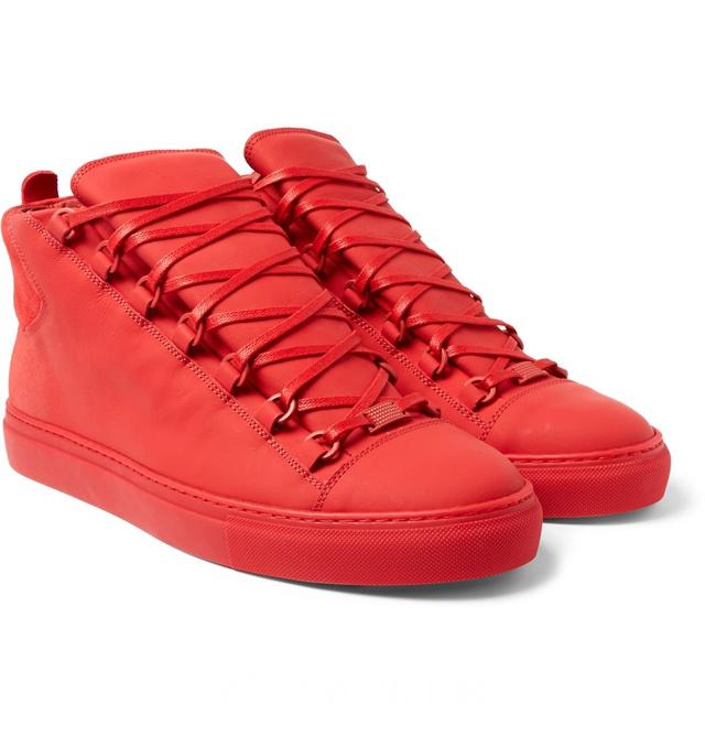 BALENCIAGA 高帮运动鞋,�445