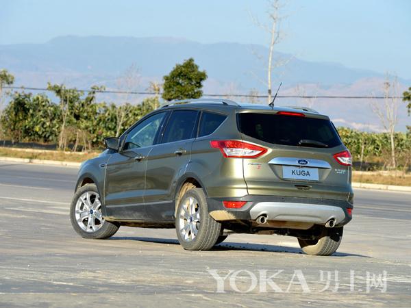 斯柯达将推出全新SUV车型 福特翼虎你怎么看