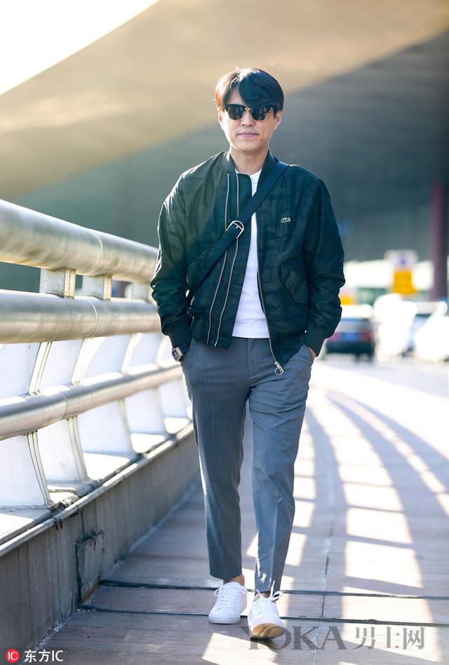 为什么李易峰爱穿九分西裤 易搭配显腿长又优雅