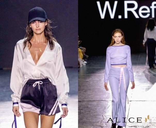 型走时装周,ALICE爱丽丝珠宝闪耀摩登纽约